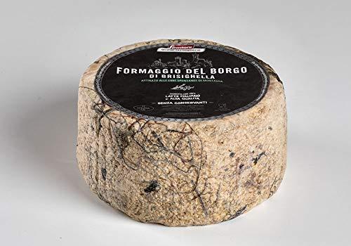 Spadoni formaggio del borgo di brisighella affinato alle erbe spontanee di montagna 1,7kg