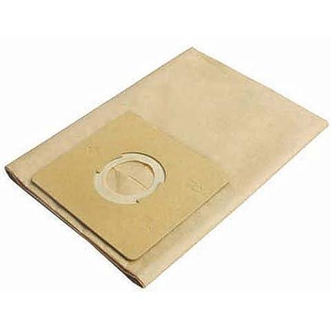 Stanley 13–1519jetables Sac de filtration pour Sl18016et Sl18017Wet/Dry Aspirateur, 3-pack