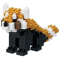 Nanoblock NAN-NBC194 Red Panda 3D Puzzle