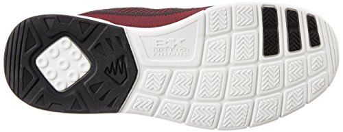 British Knights Energy, Mocassins Homme ROUGE/NOIR
