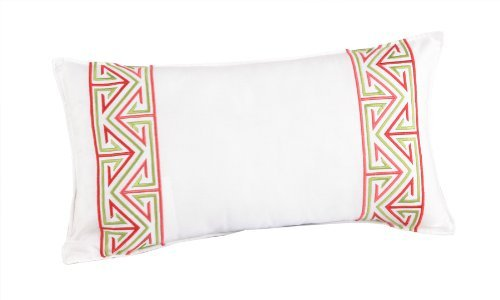 trina-turk-trellis-border-embroidered-decorative-pillow-20-by-10-inch-coral-by-trina-turk