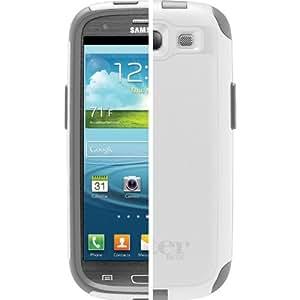 Otterbox Commuter Series, Schutzhülle für das Samsung Galaxy S3, weiß/grau