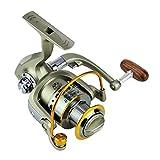 HoSayLike Ruedas Fish Spinning Reel 5.5: 1Carretilhas Pescaria Molinete Lc1000-7000Series Carrete De Pesca Spinning