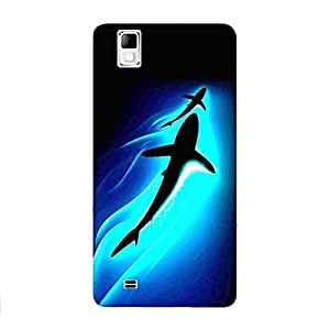 Gionee P2M Designer Soft Case Back Cover by Fasheen