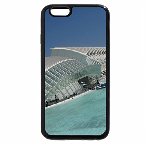 iPhone 6S / iPhone 6 Case (Black) Valencia Opera House
