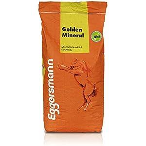 Mineralfutter für eine vollständige Versorgung, Eggersmann Golden Mineral, 1er Pack (1 x 25 kg)
