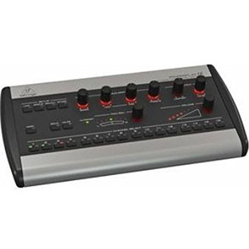 Behringer P16-M 16 Powerplay Kanal Digital Stereo Personal Mixer