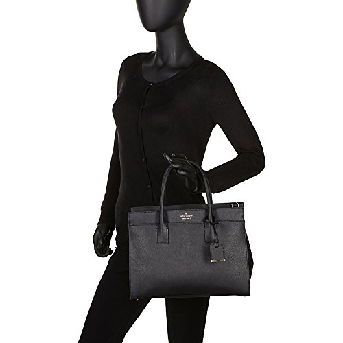 Cameron Bag Black Satchel Street Smith Leather Paul aTFqR