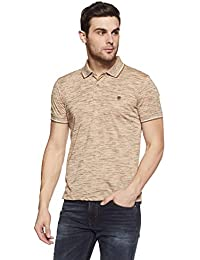 Amazon.in  Beige - T-Shirts   Polos   Men  Clothing   Accessories 4c7e49c5a4b