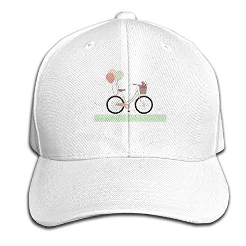 Osmykqe Happy Balloon Summer Quick Drying Sport Cap Running Caps Tennis Hat (Irish Spring-sport)