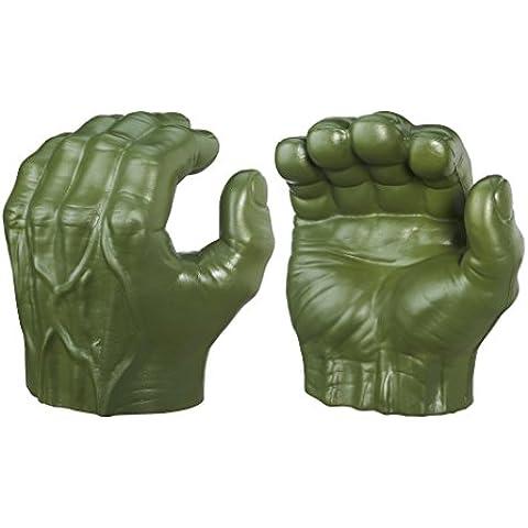 HASBRO Avengers B5778EU4 - Manos de Hulk para disfraz