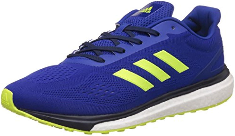 adidas Response LT Herren Laufschuhe Running blau gelb - 7 -