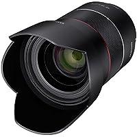 samyang Objectif 35/1,4DSLR autofocus Sony E plein format photo Objectif lichs tärke F1.4, objectif grand angle Noir