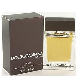 Dolce Gabbana Men Eau De Toilette Spray 1.6 Oz