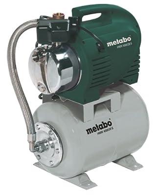 Metabo 0250400120 Hauswasserwerke HWW 4000/20 S von Metabo