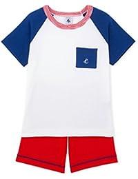 Petit Bateau Flag, Ensemble de Pyjama Garçon