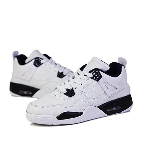Men's Jordan Retro Basket Homme Outdoor Trainers Shoes white