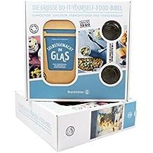 Selbstgemacht im Glas Geschenkbox - Zum Einkochen, Mitnehmen & Verschenken