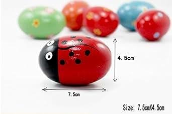 farbe random kinder bildungs holzspielzeug sand eier bekleidung. Black Bedroom Furniture Sets. Home Design Ideas