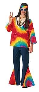 Rubie's Official Psychedelic Sam Fancy Dress - Standard