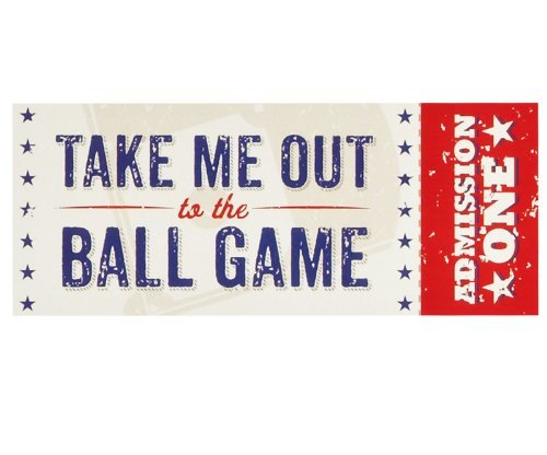 Baseball Time Party Supplies - Invitations (8) by BirthdayExpress