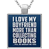 Best Sterling Book Boyfriends - I Love My Boyfriend More Than Collecting Books Review