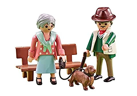 Playmobil - 6549 - Les Grands Parents - Emballage Plastique,