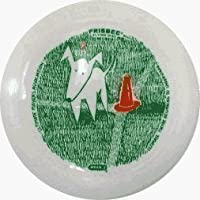 "Wham-O 175g Ultimate Frisbee Disco volador, ""perro con cono"""