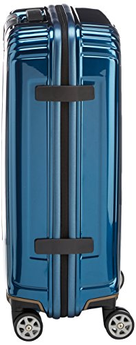 Samsonite Neopulse Spinner, S (55cm-38L), METALLIC BLUE - 3