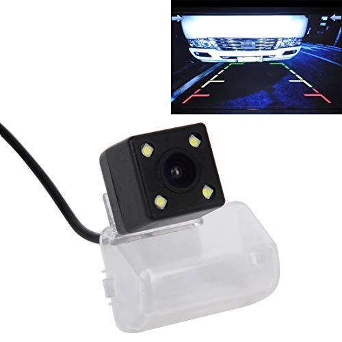 KANEED 720 × 540 Effektive Pixel NTSC 60Hz CMOS II wasserdichte Auto-Rückfahrkamera mit 4 LED-Lampen for 2005-2013 Version Mazda 6 Rückfahrkamera (Lampe Mazda 6)