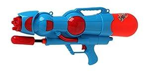 Atosa 13372-Pistola de Agua, 59x 23cm, Color Azul/Rojo