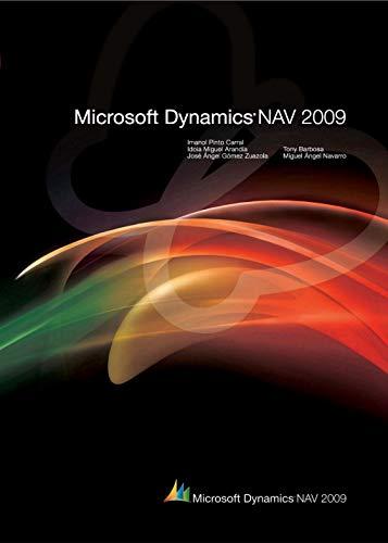 Microsoft Dynamics NAV 2009 (9788461335824)