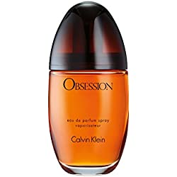 Calvin Klein Obsession For Women Edp Spray 100ml