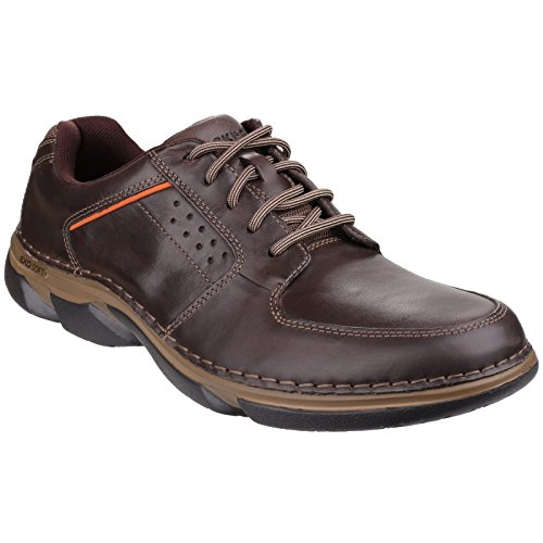 Rockport Rslf Perf Mudguard, Chaussures Homme - Summer Brown