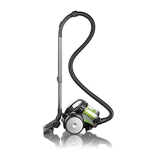 CLEANmaxx 08183 Zyklon-Staubsauger 750 W schwarz / grün