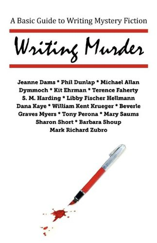 Buchcover: Writing Murder: A Basic Guide to Writing Mystery Novels