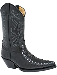 Grinders Mens Carolina Leather Boots