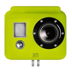 XSories Silicone Cover for GoPro HD HERO 1, 2 & 3 - Green