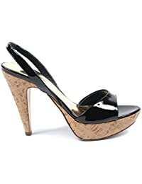 Zapatos negros formales Melissa para mujer