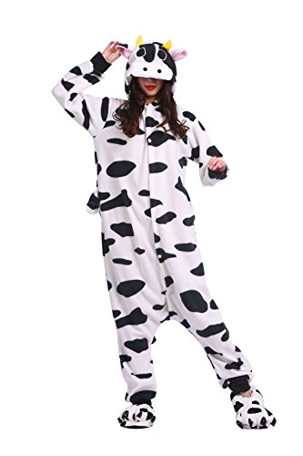 Hstyle Adult Cartoon Pyjamas Nachtwäsche Unisex Kigurumi Jumpsuits -
