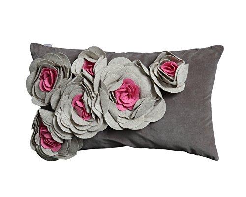 pad Kissenbezug Magnolia 30 x 50 cm rose