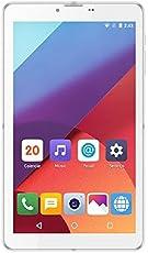 IKALL N8(1GB+4GB) Dual Sim 3G, Wifi Calling Tablet - White
