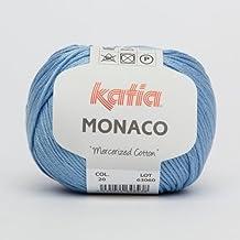 Katia Monaco 020Cerulean 50g lana