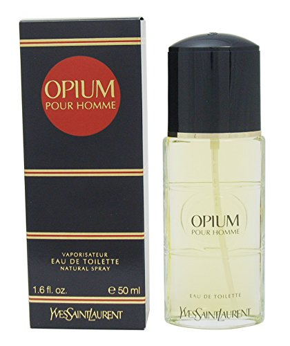 Yves Saint Laurent Opium homme/ men, Eau de Toilette/ Spray 50 ml, 1er Pack -