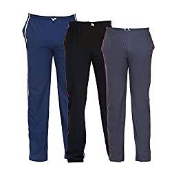 TeesTadka Mens Track Pants (Pack of 3)(ACMTK_282930_L_Multicolor_Large