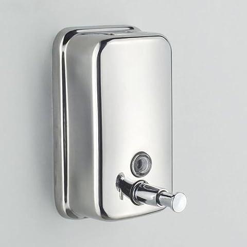 800ml Edelstahl Wandmontage Seifenspender Lotionspender Startseite Küche Dusche