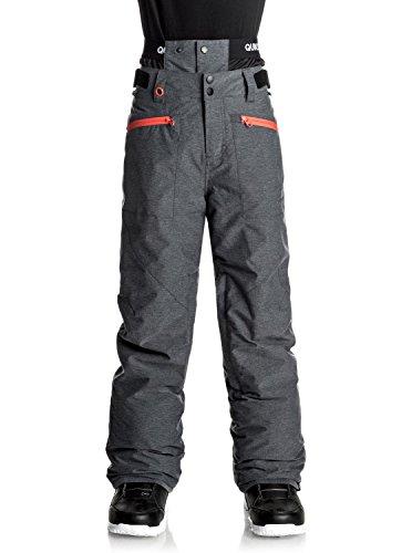 Quiksilver Boundry - Snow Pants - Snow-Hose - Jungen - Schwarz (Quiksilver Hose Snow)