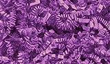 Papier-Füllmaterial für Geschenke oder Deko - 500 gr (lila)