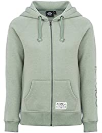Animal Roo Womens Zip Hoody