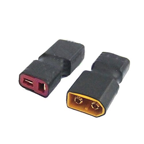 Bluelover RC XT60 Male To Deans T Connector Female Adapter RC Toys Lipo Battery